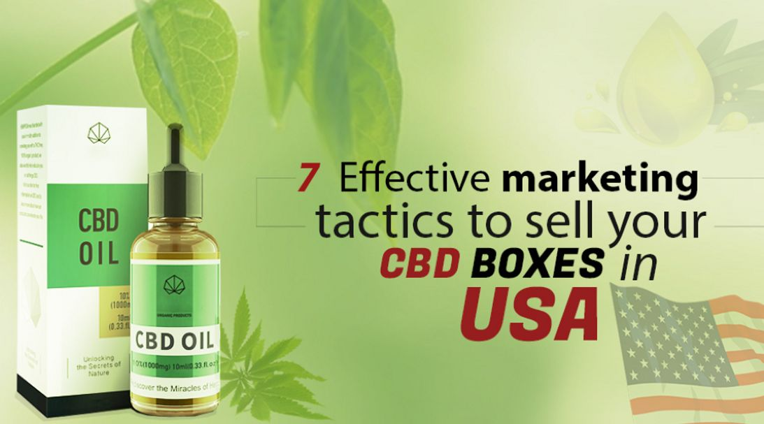 Marketing Tactics to sell CBD in 20