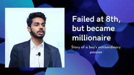 8th Fail Boy became Youngest Ethica...
