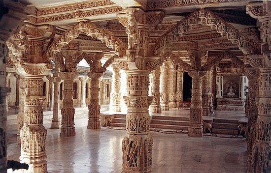 mount-abu-Dilwara-Jain-Temples