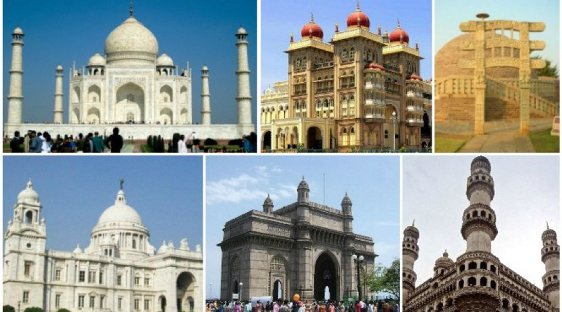 famous-architectures-in-india