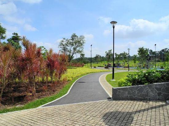 woodland park singapore