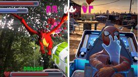Augmented Reality (AR) VS Virtual R...