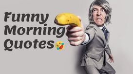 50+ Best Funny Good Morning Quotes ...