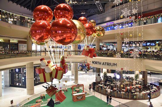 Suntec Mall Singapore