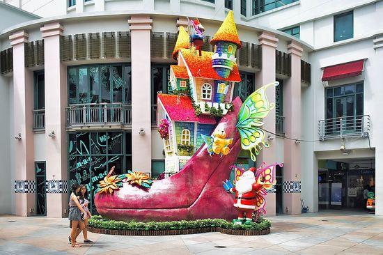 Bugis Junction Shopping Mall Singapore