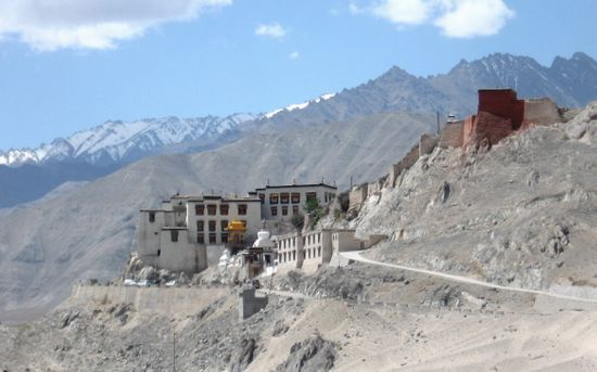 places to go in Leh Ladakh