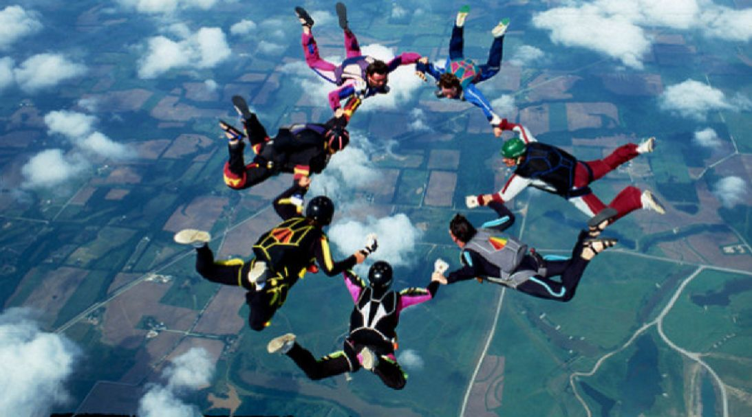 Concept of a free fall..... Does cost for Skydiving in India Worth It?