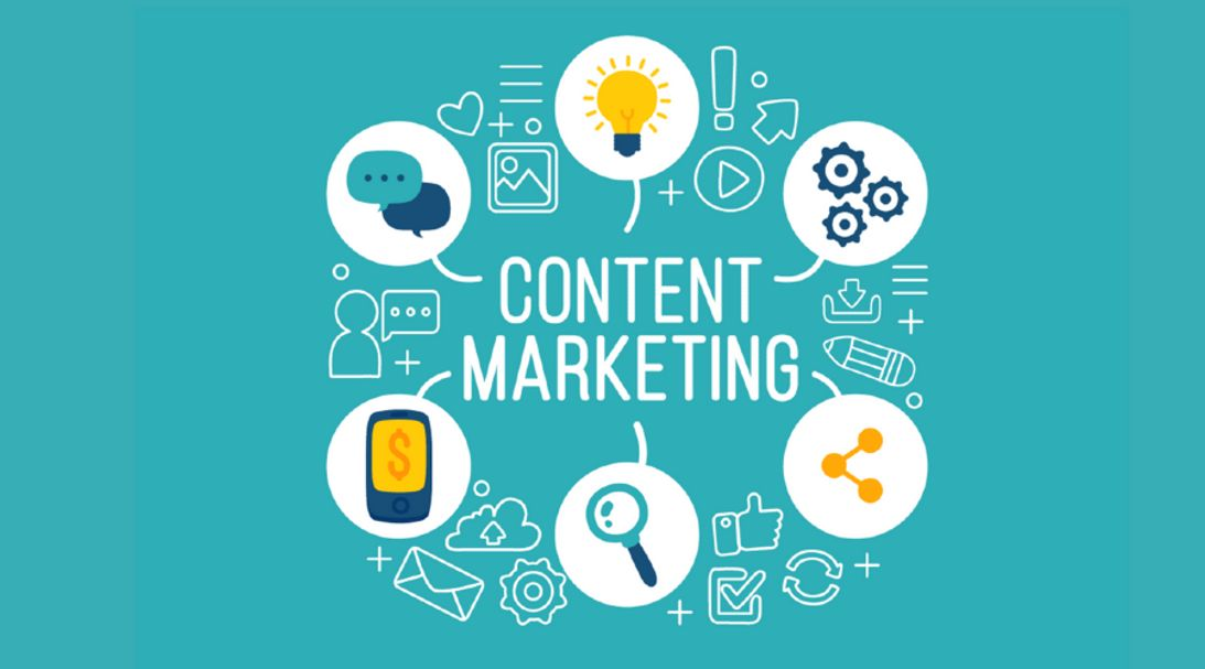 Content Marketing in today's world is the golden key to success