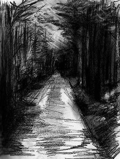 night sketch
