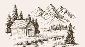 Drawing Texture – Landscape Sketche...