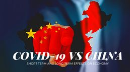 Effects On China Economy Due to Cov...