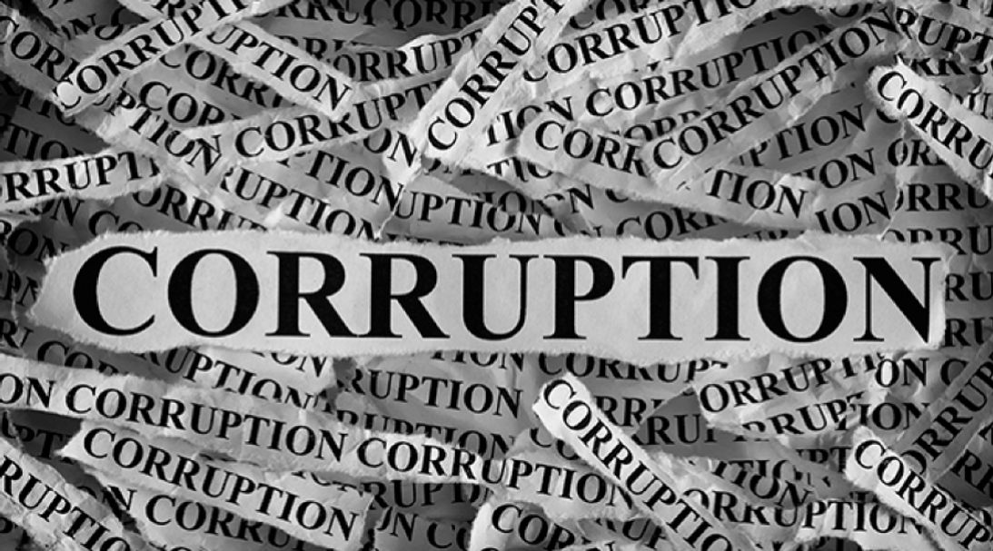 Evil Of Corruption originate at spe