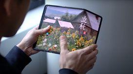 Foldable Smartphones : A Revolution...