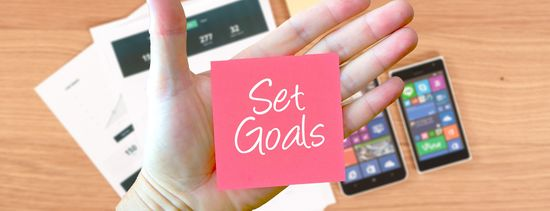 Set up your goal