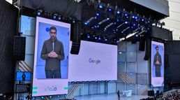 Google I/O keynote takes place on M...