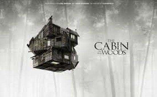 The cabin of the woods (2011)