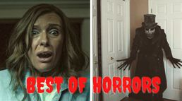 Horror Movies for The Faint-Hearted