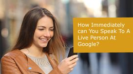 How to reach a human at Google
