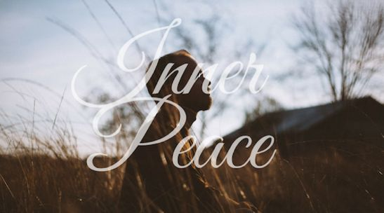 How to find INNER PEACE: A Road Towards Finding Oneself