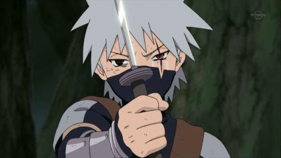Kakashi's Misery Naruto
