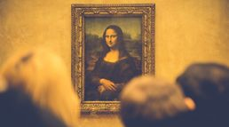 Leonardo da Vinci couldn't finish t...