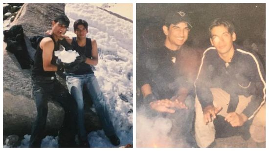 sushant singh rajput in college days