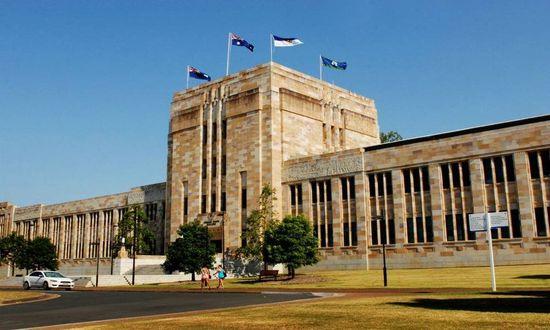 The University of Queensland in Australia