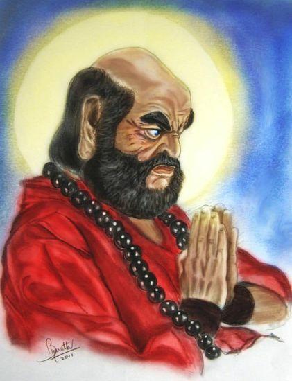 Buddhabhadra the indian shaolin monk