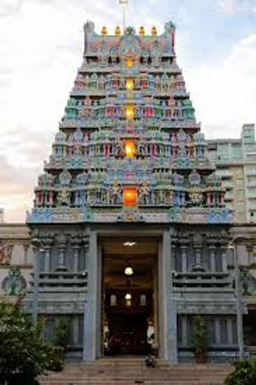 Sri Afterdayuthapani Temple