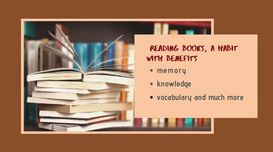 Reading Books: A Worthy Habit Indee...