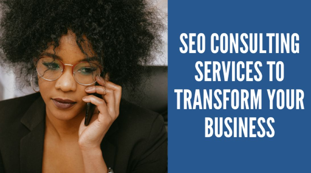 SEO CONSULTING SERVICES