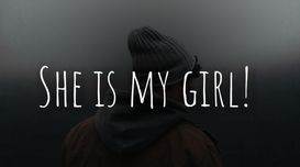 SHE IS MY GIRL!