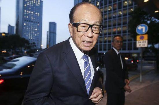 Ka-Shing fled to Hong Kong