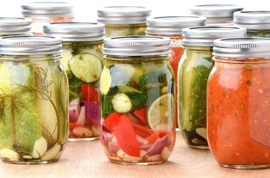 Fermenting and pickling