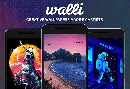 Walli on Android