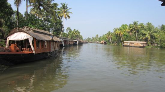 Kumarakom – One Of The Most Tranquil Places