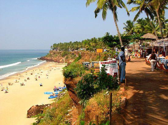 Varkala – One Of Kerala's Most Scenic Seasides
