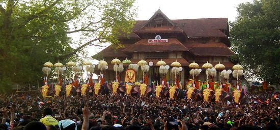 Thrissur – Experience Rich Cultural Heritage