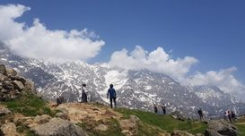 Trekking In Himachal Pradesh : Best...