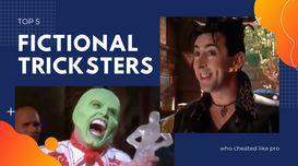 Tricksters gods and supernatural pe...