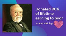 True Richest Donor of the World