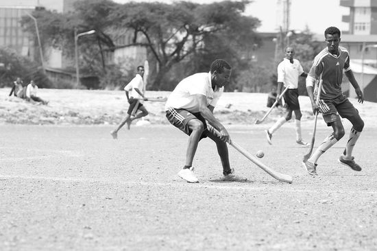 Hockey for Christmas – Ethiopia