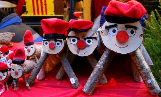 Christmas log, Spain