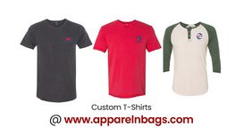 Why Custom T-Shirts Are the Best Ch...